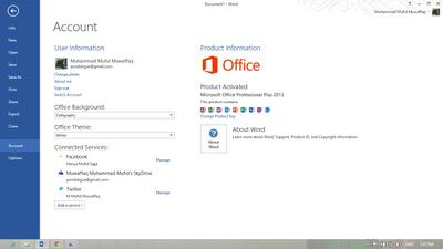 Aktivator Microsoft Office 2013 VL 32-bit 64-bit