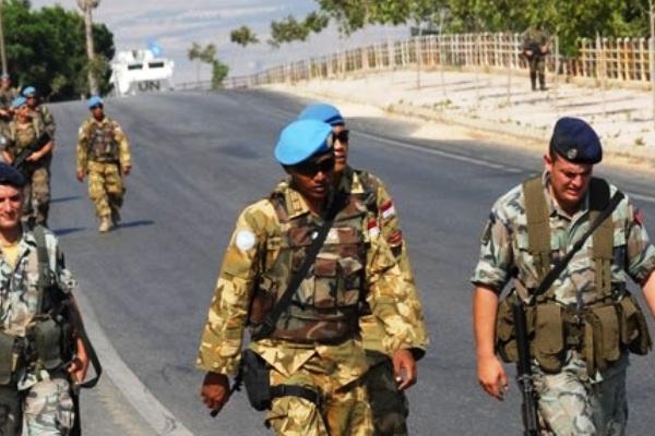 Patroli gabungan Pasukan UNIFIL