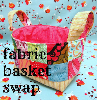 Fabric Basket Swap Button
