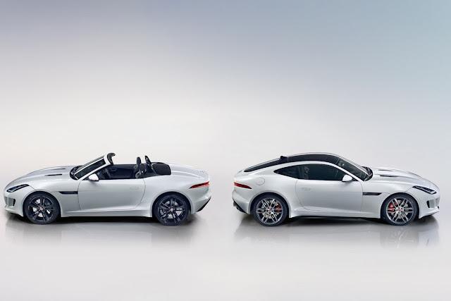 Jaguar F-Type Coupé ya a la venta