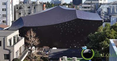 tkp-gila.blogspot.com - 5 Bangunan yang paling Keren di Negara Jepang