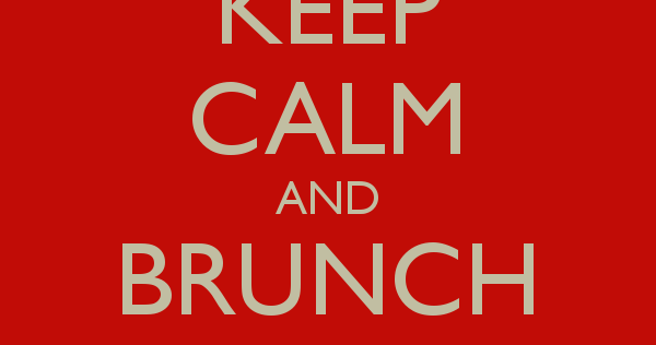 In the Land of Lynfred: Keep Calm & Brunch On: Cooking ...