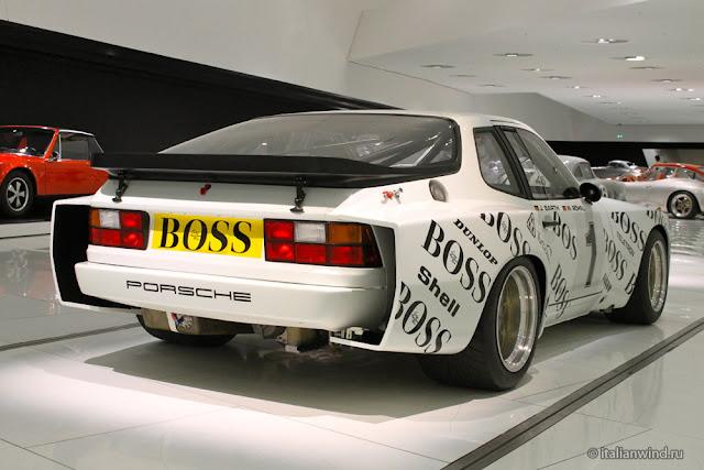 Porsche 924 GTP Le Mans, 1981 г.