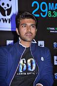 Ram Charan at Earth Hour 2014 Press Meet Photos-thumbnail-19