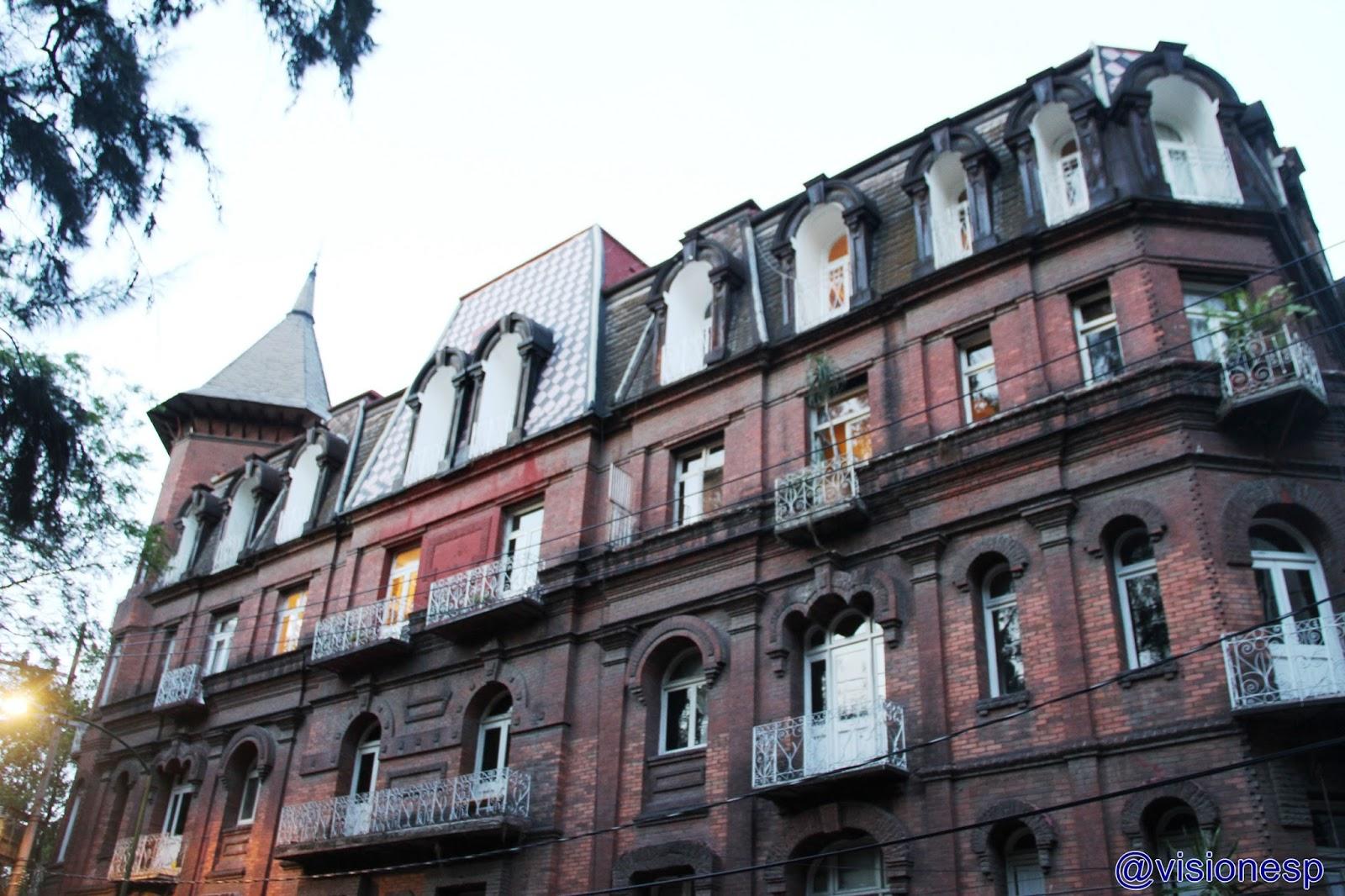 Construcciones embrujadas de la ciudad de mexico y sus for Casa de los azulejos ciudad de mexico cdmx