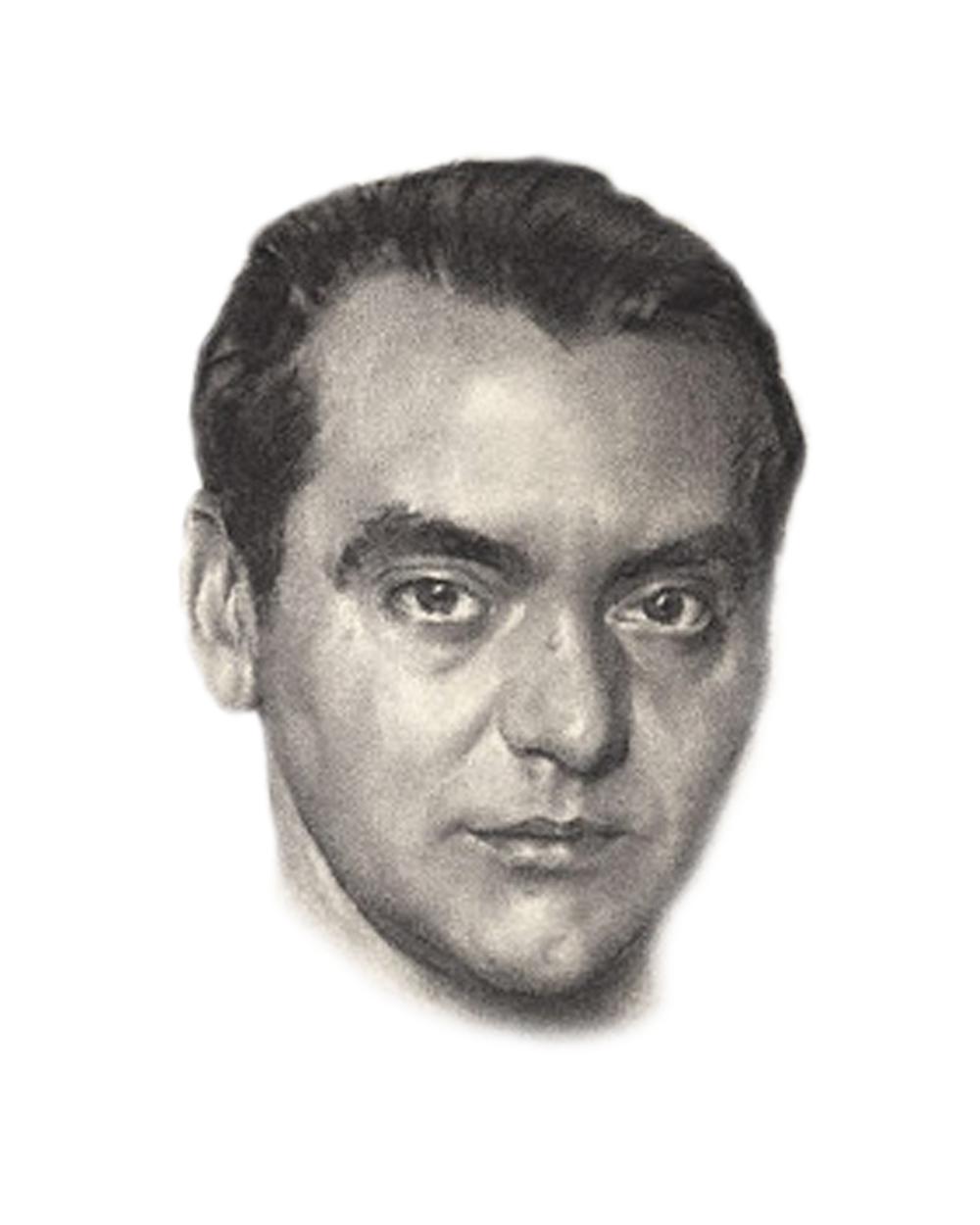 Bosquejo de Lorca
