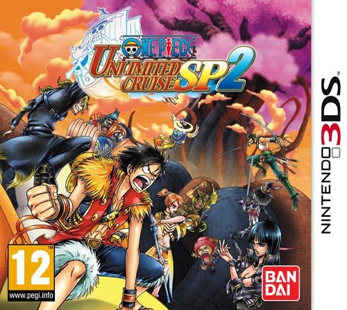 One Piece Unlimited Cruise SP2 CIA 3DS EUR