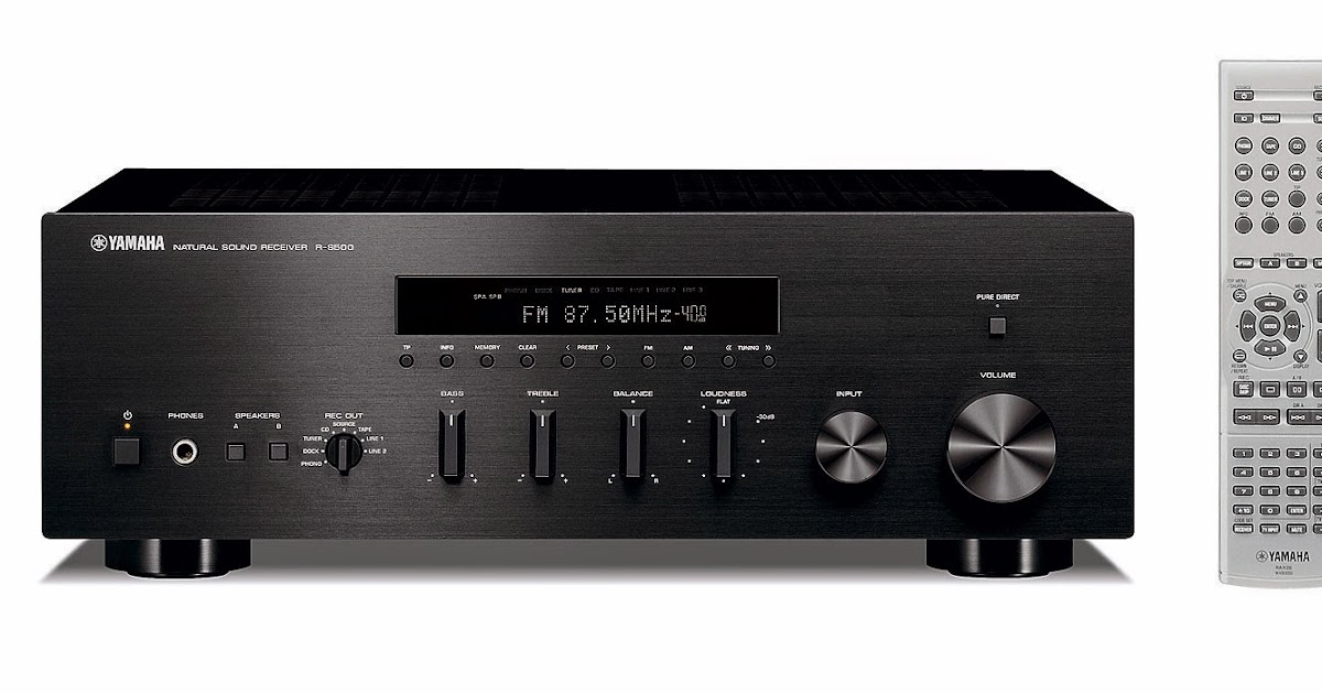 yamaha r s500 stereo receiver audiobaza. Black Bedroom Furniture Sets. Home Design Ideas