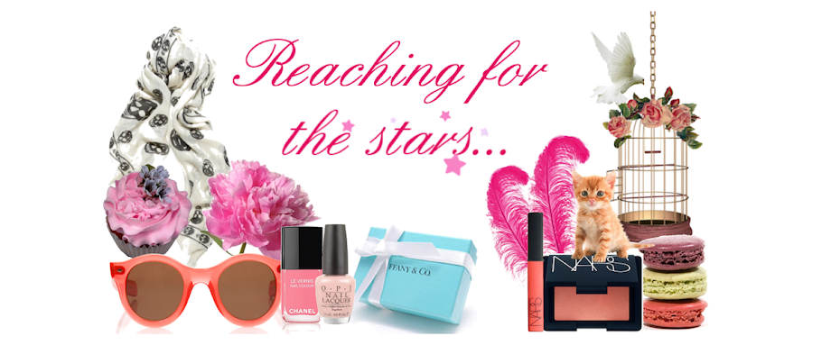 Reaching For The Stars... - make-up, hair, weight loss and everything in between!