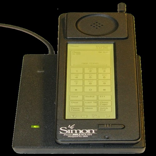 IBM Simon, eletrônico e tecnologia que morreram cedo demais