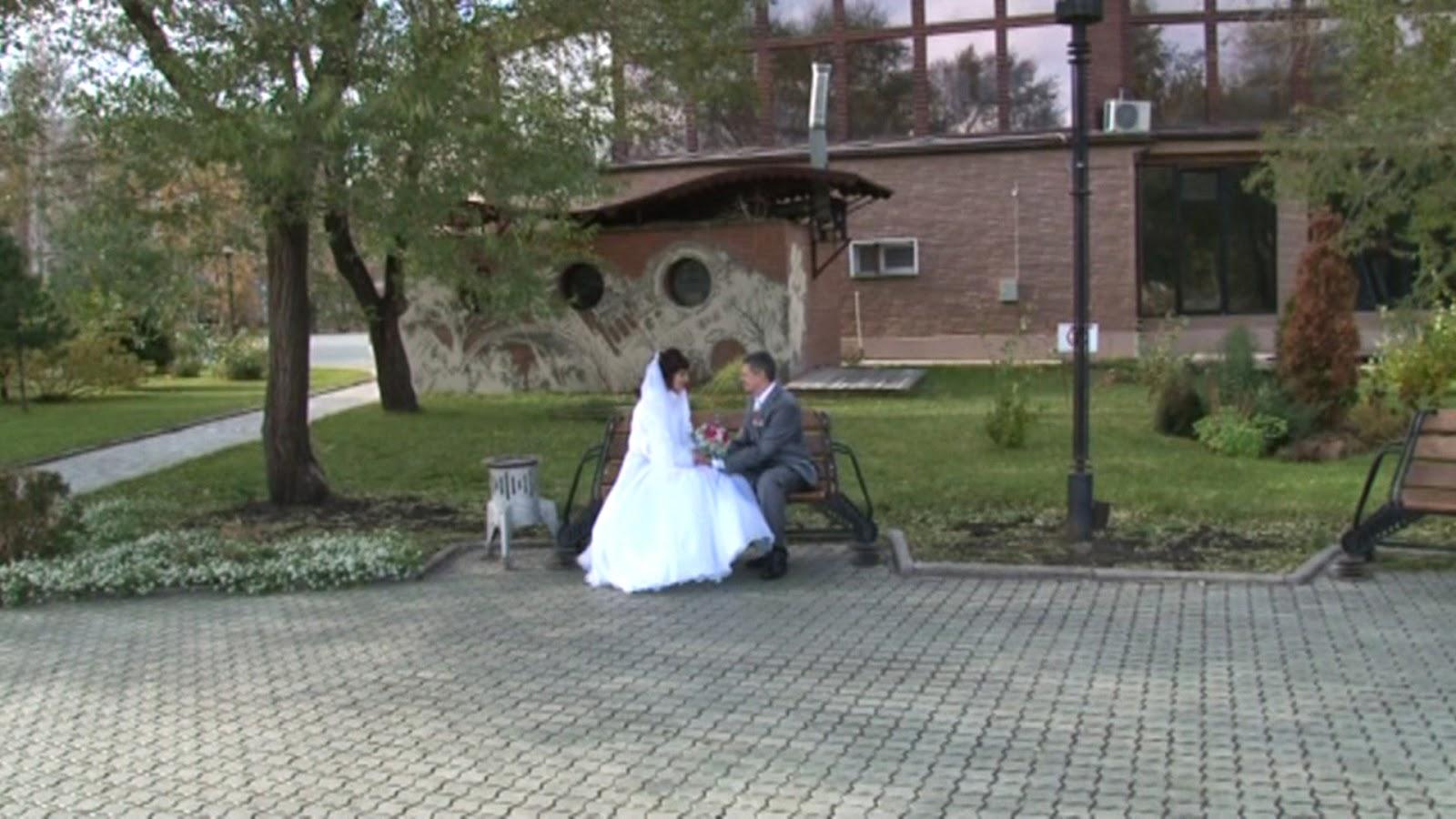 парк в Красноярске