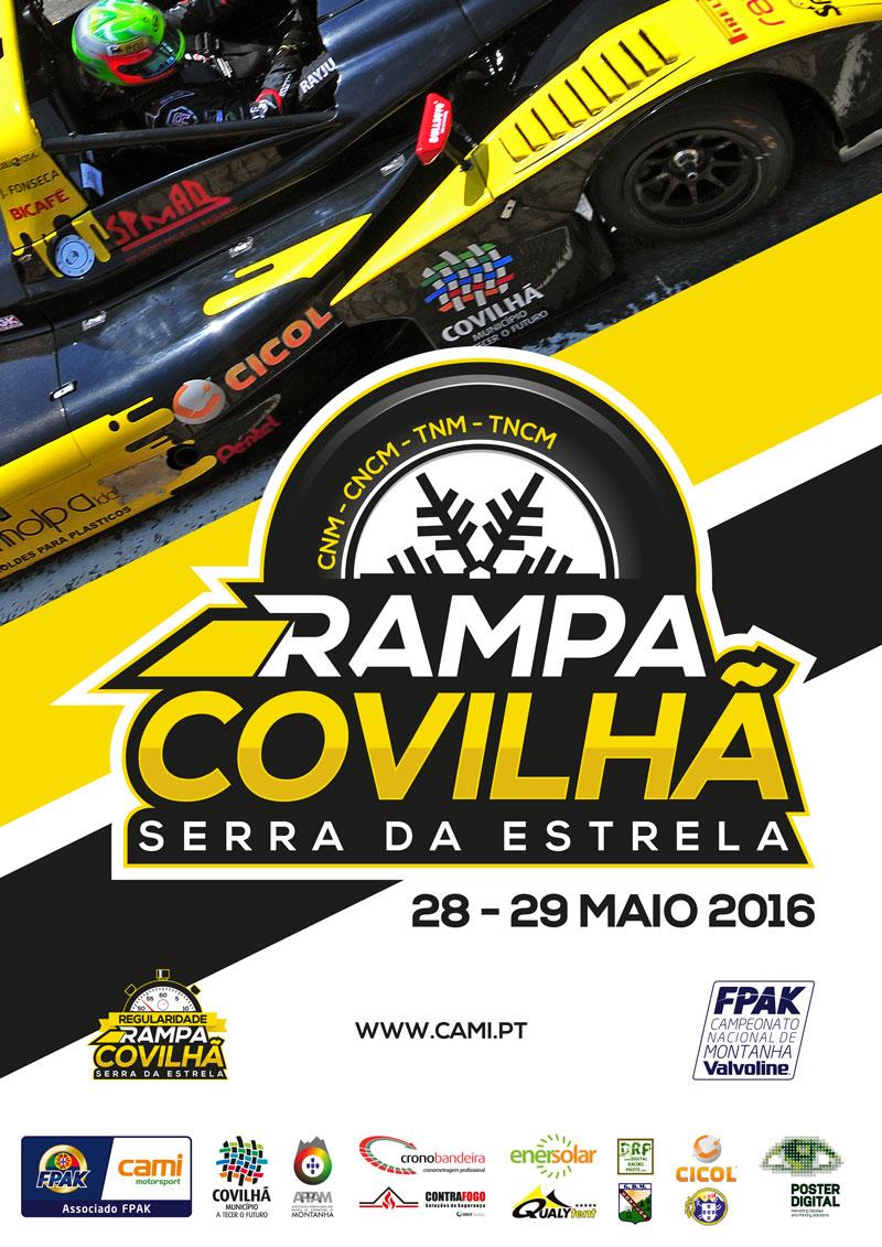 Rampa da Covilhã-Serra da Estrela 2016