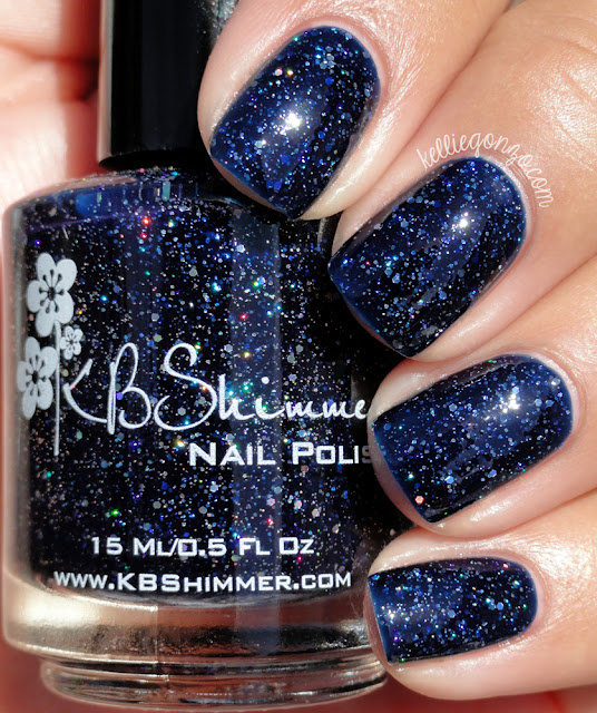 KBShimmer Carpe Denim