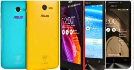 ASUS Zenfone Smartphone Android Terbaik