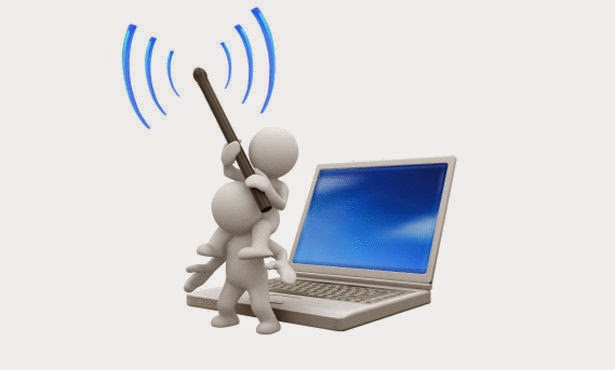 deaf man create tool listeners WI-FI