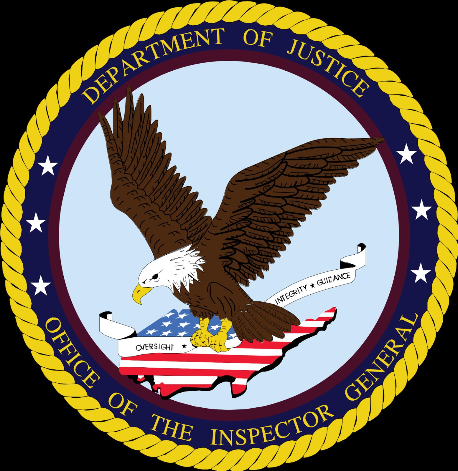 DOJ IG INVESTIGATES FBI COMY