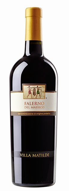 design falerno etichette vino packaging grafica classico moderno naming brand