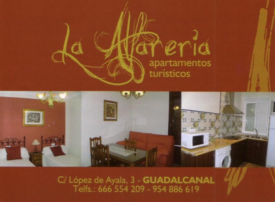 La Alfarería, apartamentos turísticos