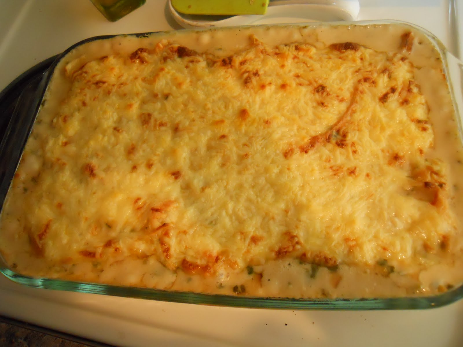 Pithy's Kitchen: Chicken Enchiladas II