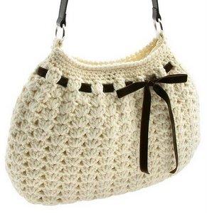 Tejido en croch bolsos - Como hacer bolsos tejidos ...