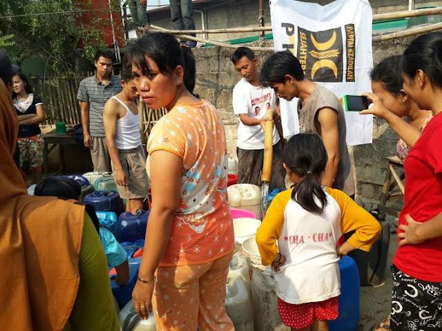 Kekeringan Semakin Meluas, 3100 KK Terima Bantuan Air Bersih dari PKS