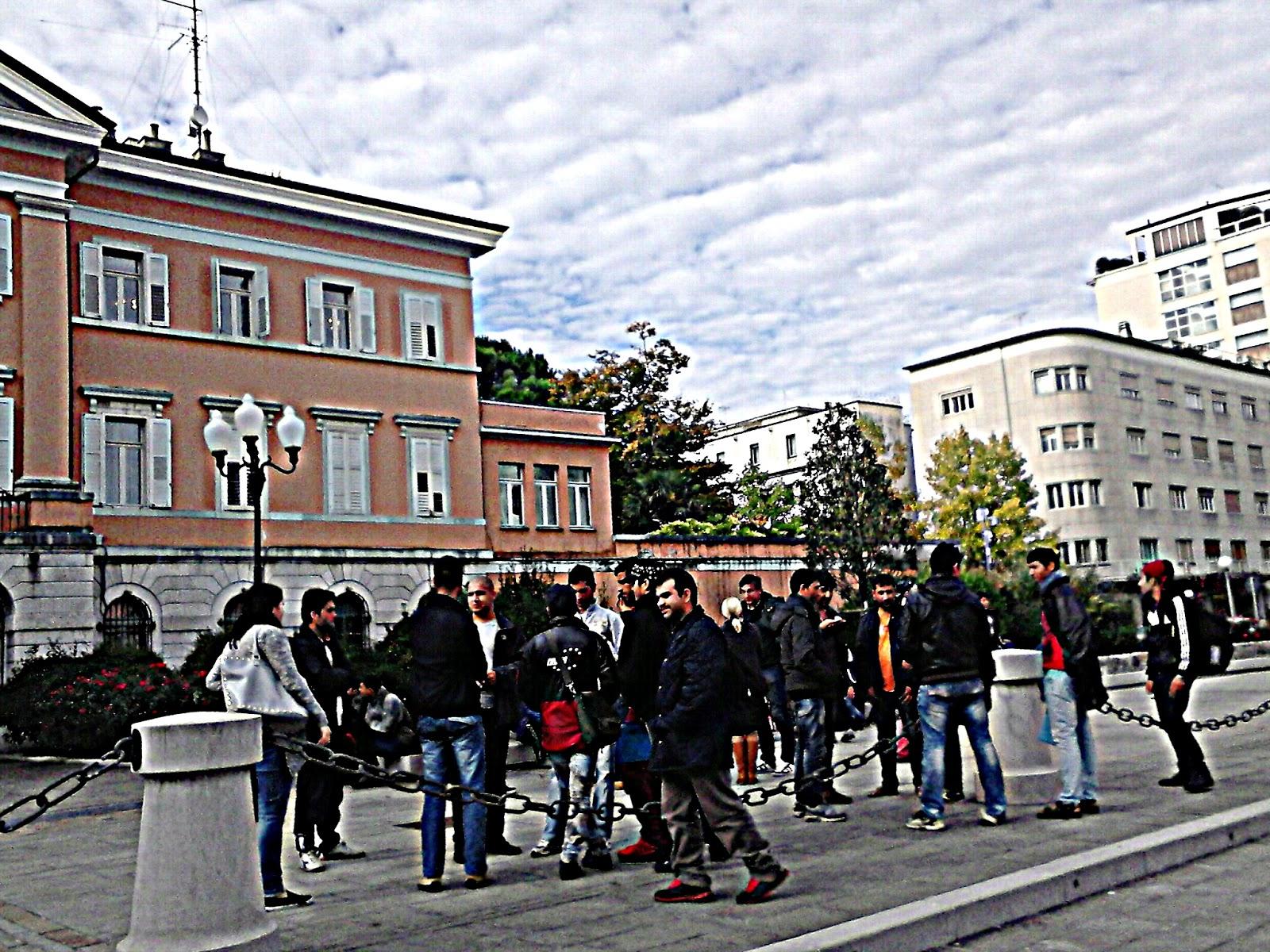 Questione richiedenti asilo di Gorizia la Prefettura può bypassare ...