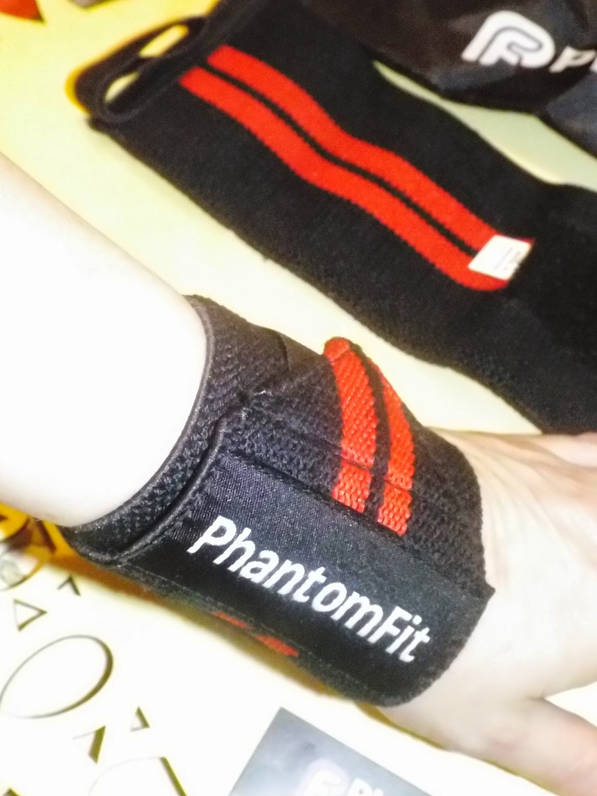 Phantom Fit Wristbands