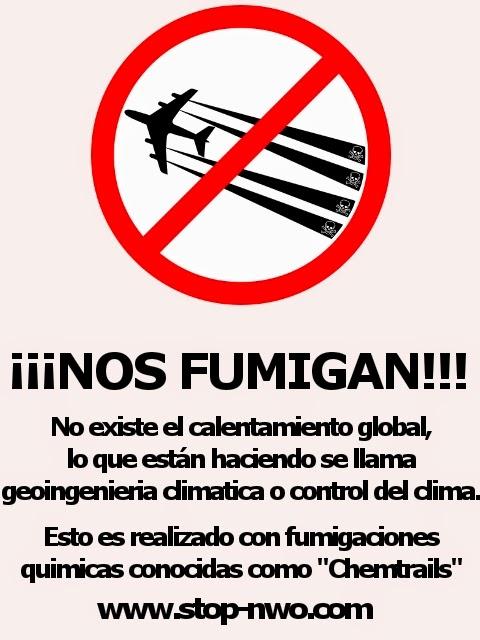 ¡¡¡NOS FUMIGAN!!!