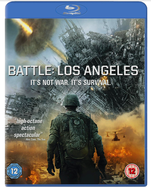 Battle: Los Angeles (2011) [BrRip | Dual | Mega]