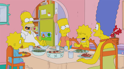 Simpson család, rajfilmsorozat, Homer Simpson, Marge Simpson, animáció, The Simpsons
