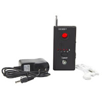 CC308+ Multi-Detector Full-Range All-Round Detector For Hidden Camera/ IP Lens/ GMS BUG/ RF Signal Detector Finder