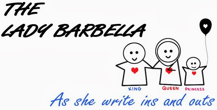 Lady Barbella Voice