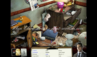 Criminal Minds Game - Aaron Hotchner