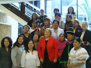 Mujeres lideresas de Región Andina se reunieron con Michelle Bachelet en . (lideresas michille)