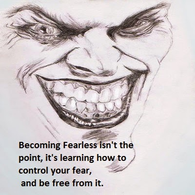 fear, Life quotes