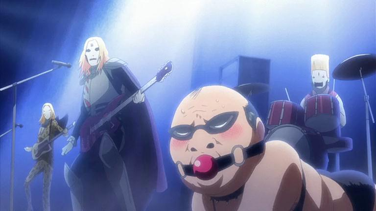 Anime Metal Band