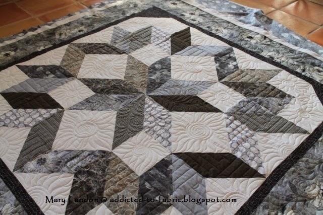 Addicted To Fabric Carpenter Star Ala Naturals