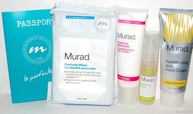 Murad Travel Essentials