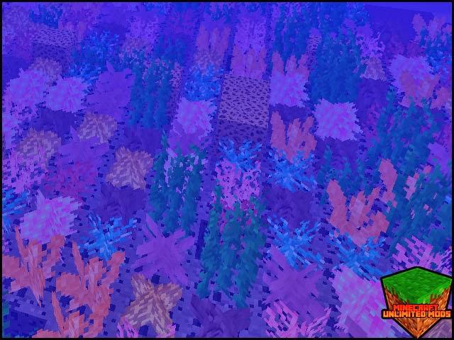 Mariculture Mod coral
