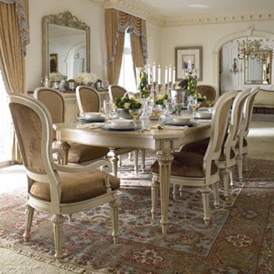Amazing dining room design for Stanley furniture dining room sets