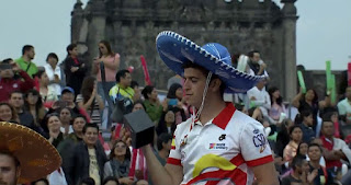 TIRO CON ARCO - Miguel Alvariño dominó la Copa del Mundo en México. Choi Misun ganó la prueba femenina