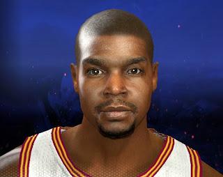 NBA 2K14 Andrew Bynum Cyberface Mod