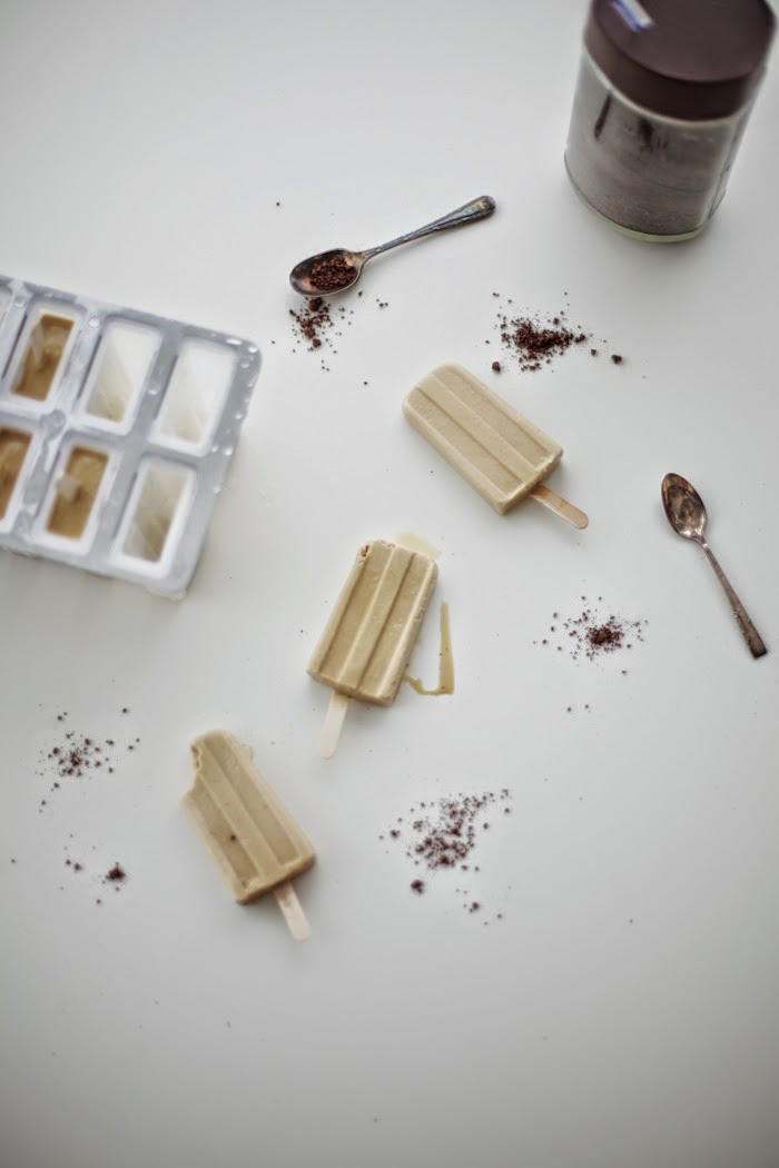 Best Of Recipes | Milky Vietnamese Coffee Popsicles
