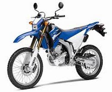 Yamaha WR250R Specs