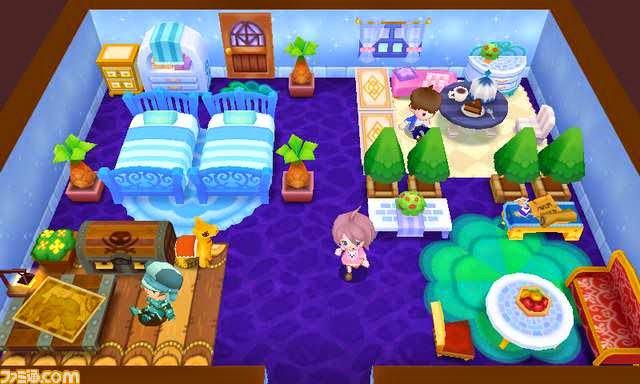 Bajar Gratis Fantasy Life 3DS Para 3DS