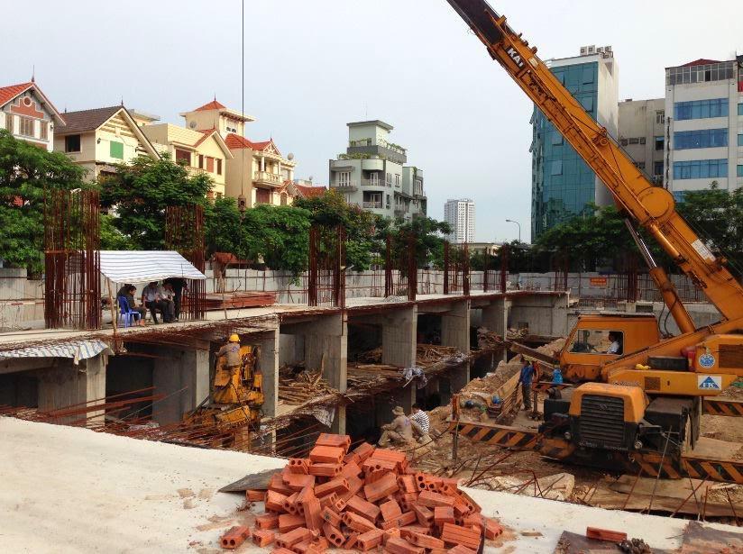 Dự án chung cư giá rẻ đang được hỗ trợ vay vốn
