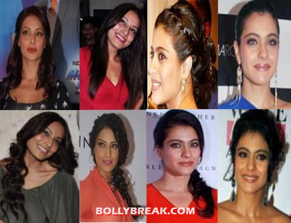 hair picture 1 - Bollywood celebs and their Hair Styles
