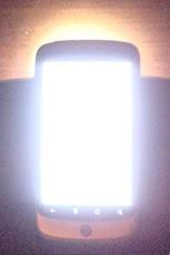 برنامج المصباح اليدوى Brightest Flashlight 1.jpg