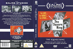 ORDER - THE SQUARE RING starring JOAN WITH MAXWELL REED JACK WARNER  KAY KENDALL