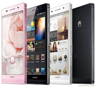 Full Specs of Huawei Ascend P6